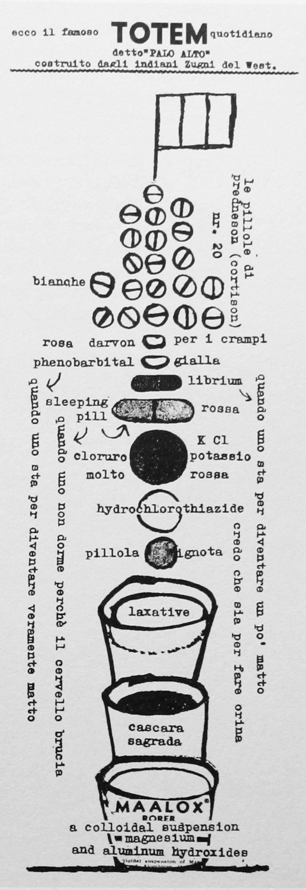 totem , 1964