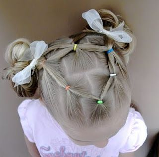 Shaunell's Hair: Little Girl's Hairstyles -
