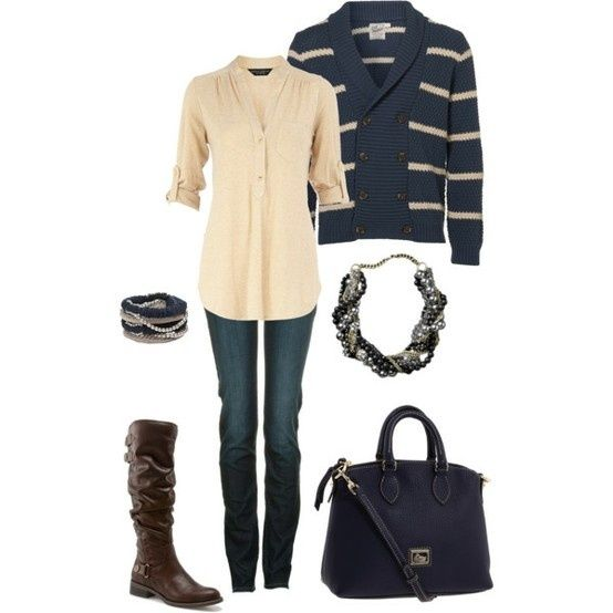 Winter is for comfy clothes! I want this outfit!!! by joanna