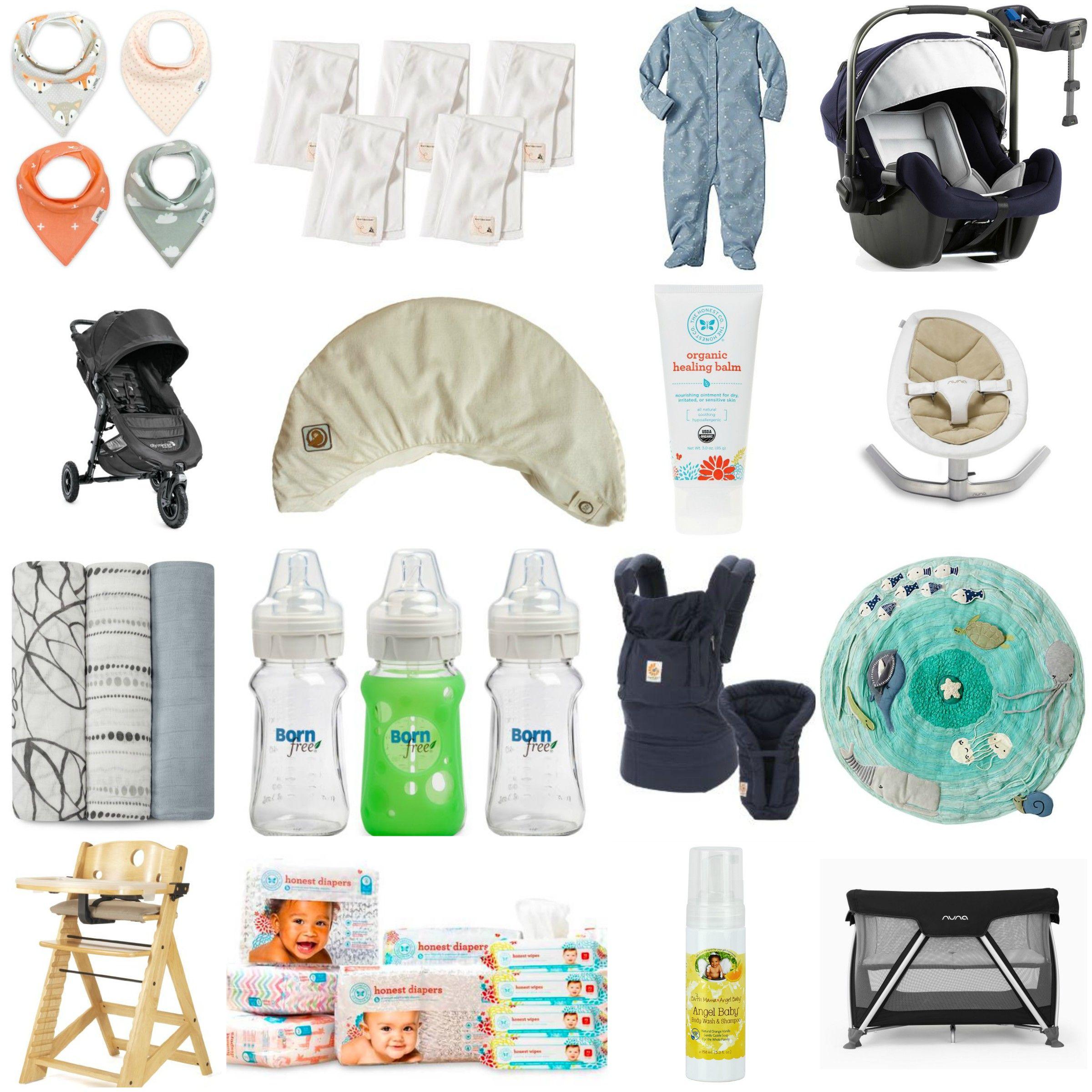 Non Toxic U0026 Eco Baby Registry Essentials