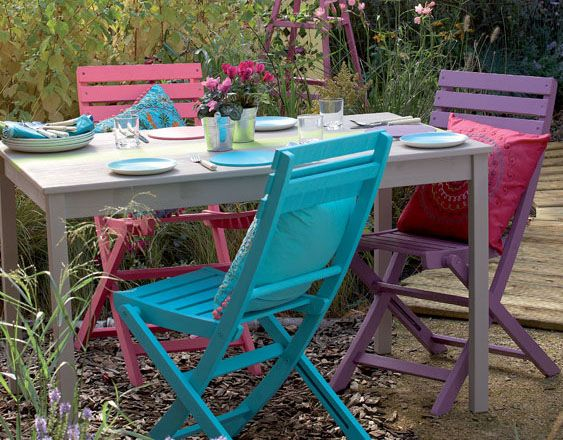 the painter website painted garden furniture cuprinol - Garden Furniture Colours
