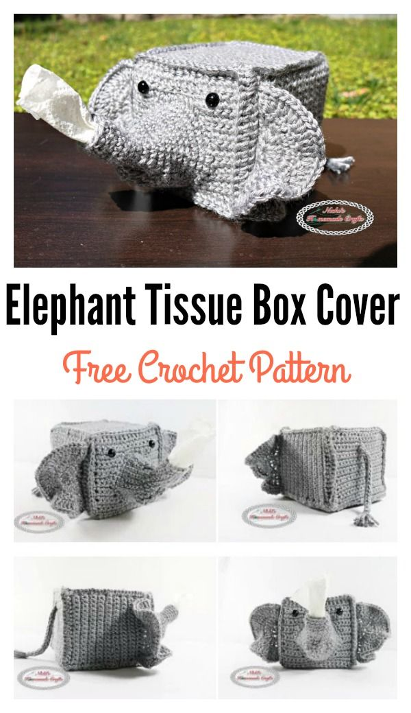 Tissue Cozy Free Crochet Patterns | Ganchillo, Tejido y Bordado