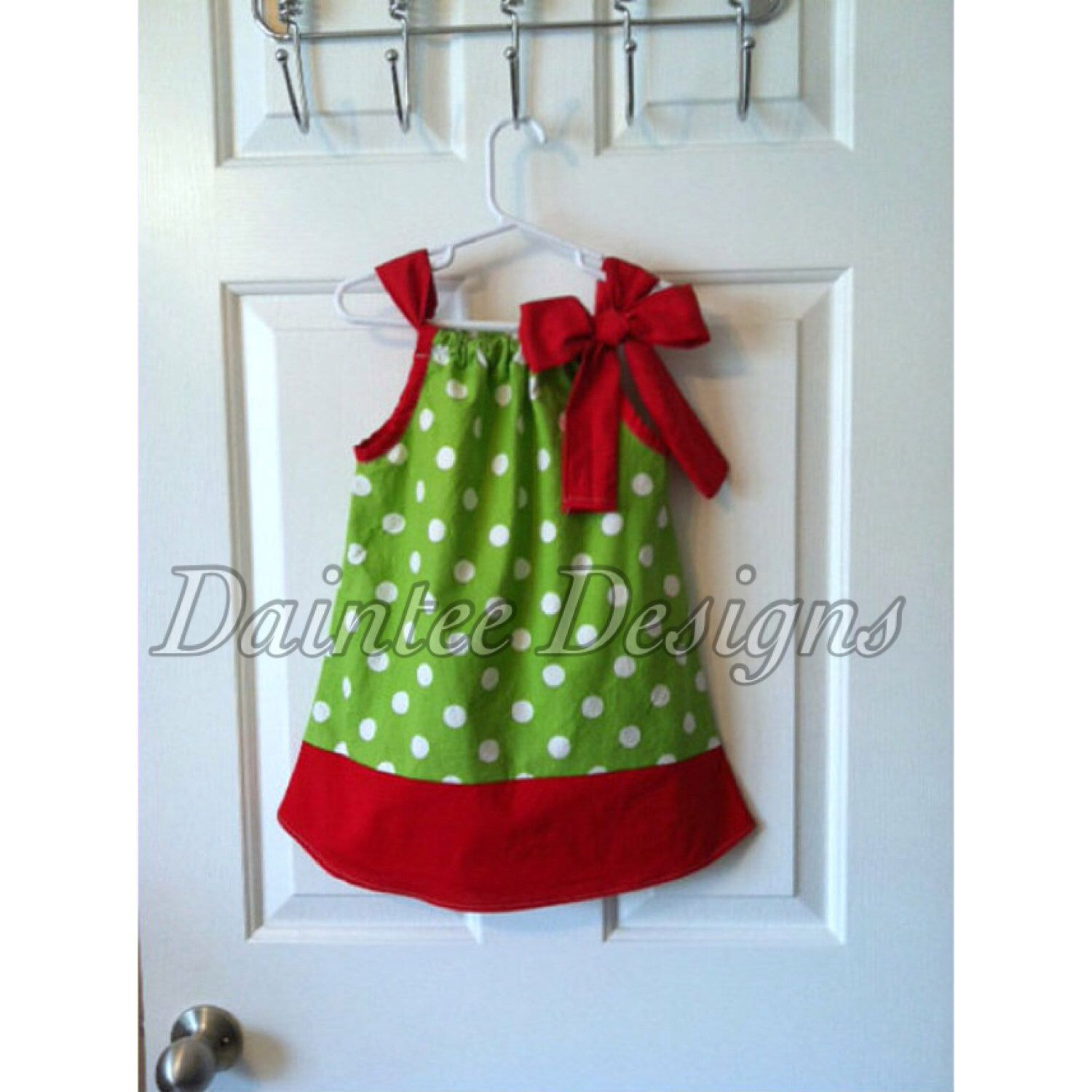 Polka Dot Pillowcases Endearing Red And Lime Green Polka Dot Pillowcase Dressdainteedesigns On Design Inspiration