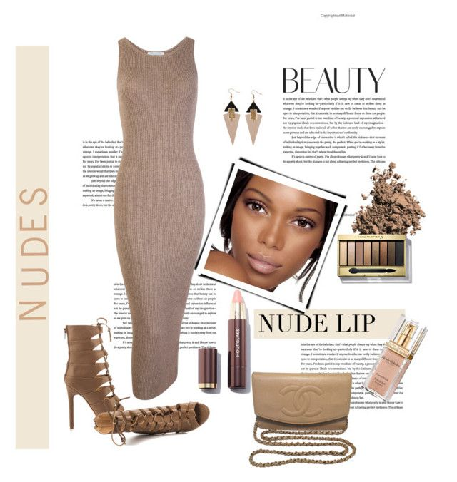 """""""*The Perfect Nude Lip Contest* - Set#3"""" by sassy-elisa ❤ liked on Polyvore featuring beauty, Liliana, Dolce&Gabbana, Max Factor, Elizabeth Arden, Chanel, Toolally and nudelip"""