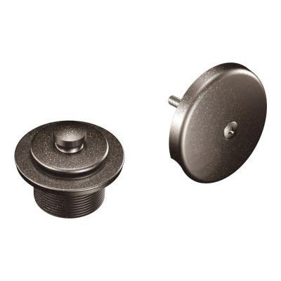 Moen Tub And Shower Drain Covers In Oil Rubbed Bronze T90331orb