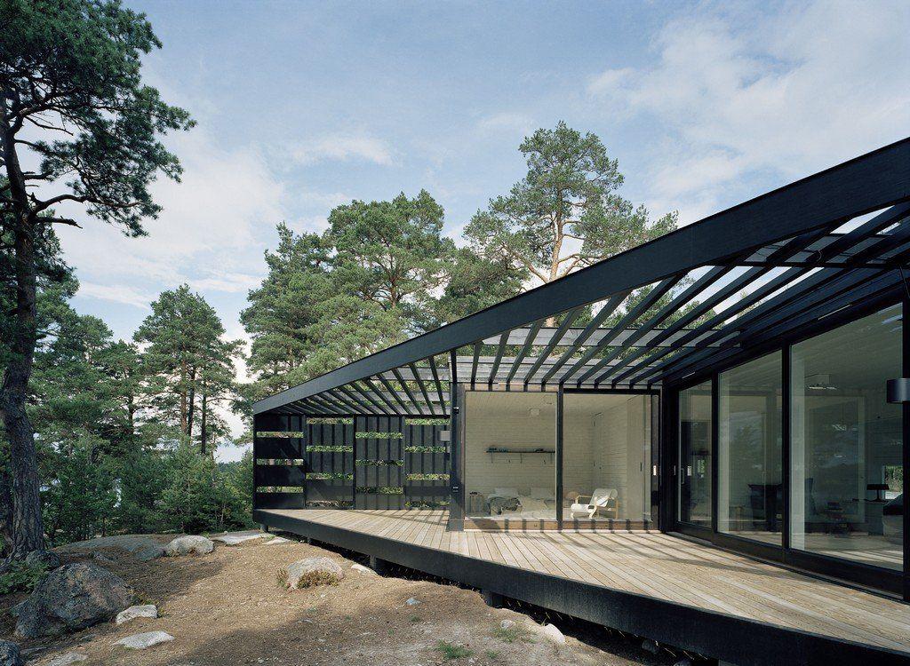 Archipelago House by Tham \ Videgård Arkitekter Architecture
