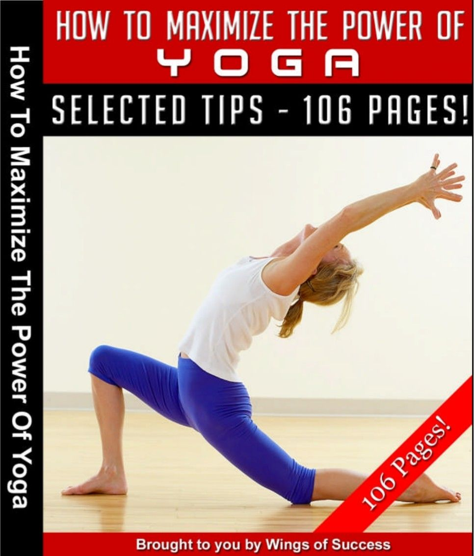 HOW TO MAXIMIZE THE POWER OF YOGA Free books, Love is
