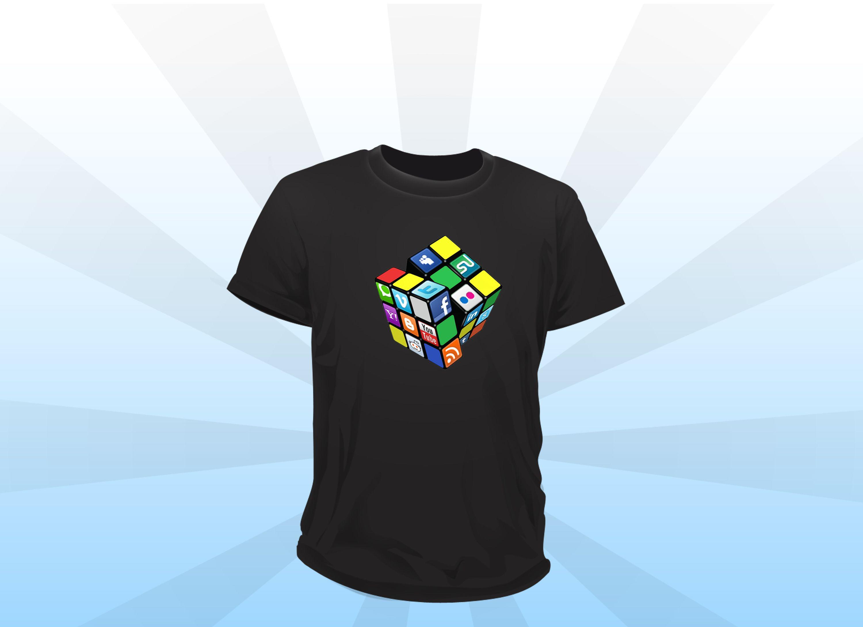 Rubiks cube the social media way.