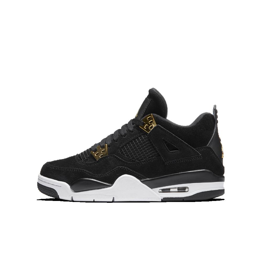 8def30eb31d Air Jordan 4 Retro Big Kids  (Boys ) Shoe