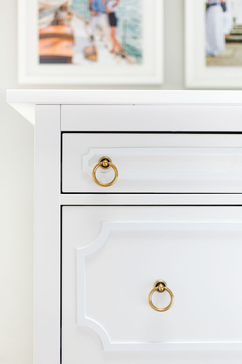 Ikea Dresser Before And After Ikea Dresser Makeover Upcycled