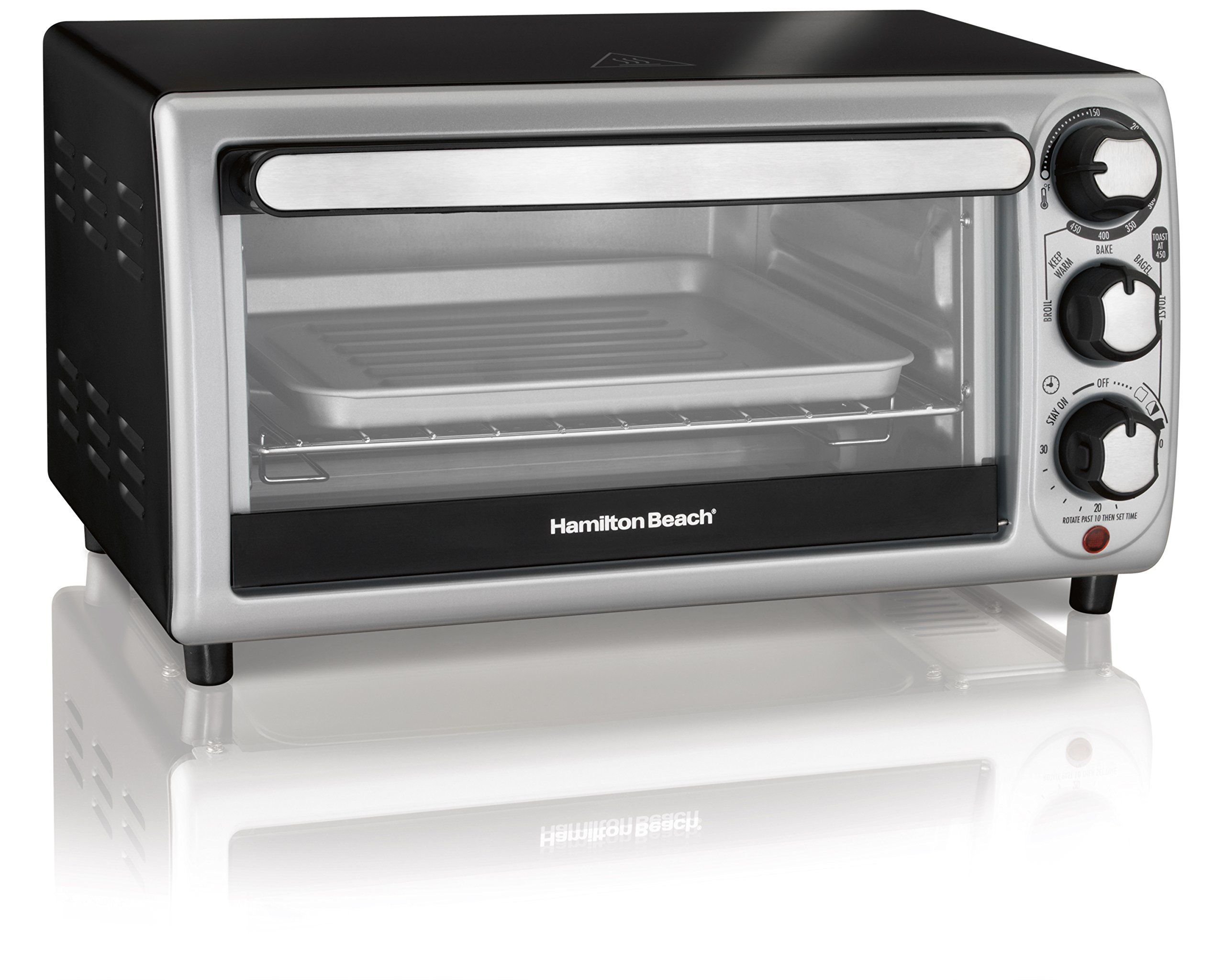 Hamilton Beach 31142 Toaster Oven Silver You Can Get Additional