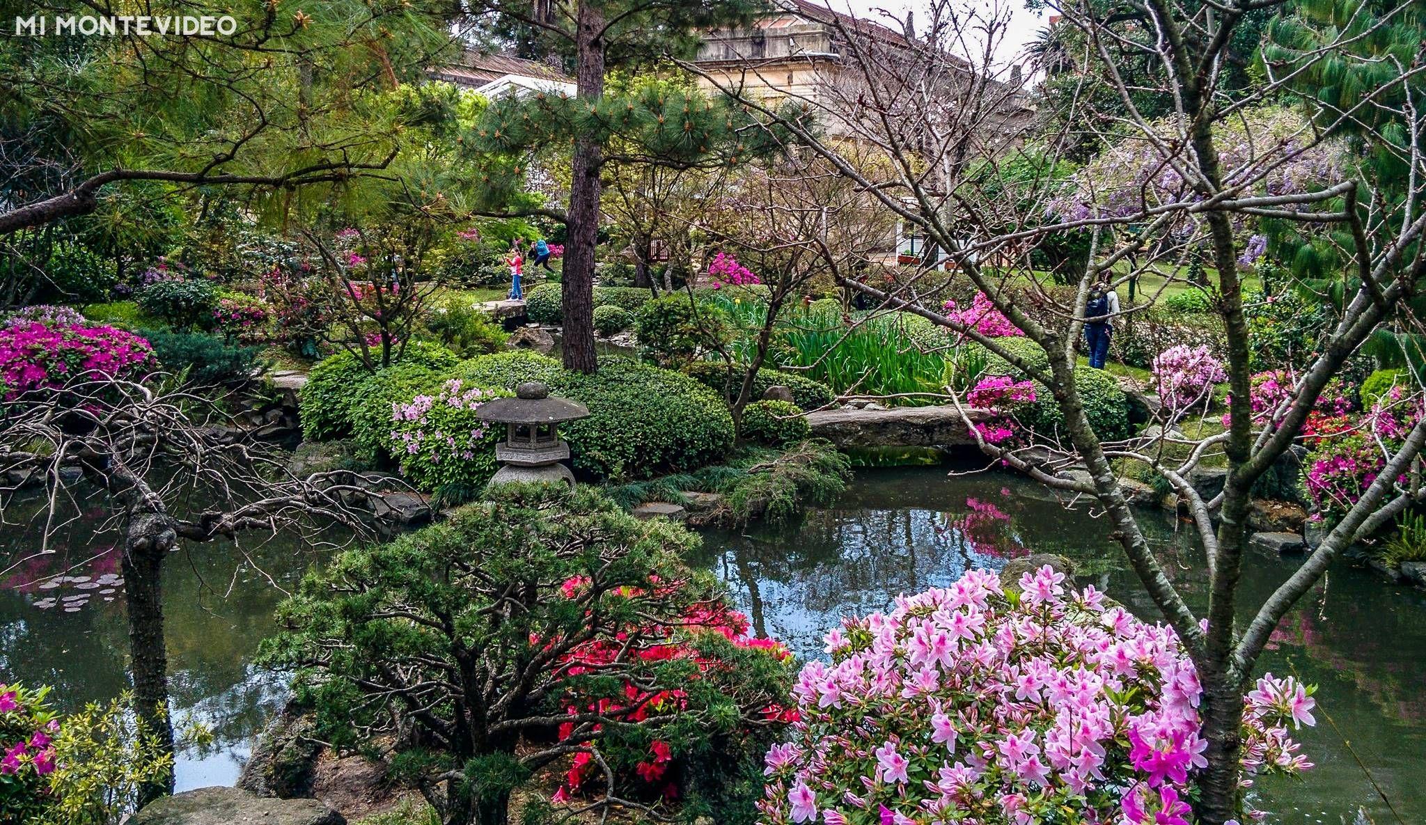 jardin japon s montevideo lugares para visitar en 2019 On sillones baratos en montevideo