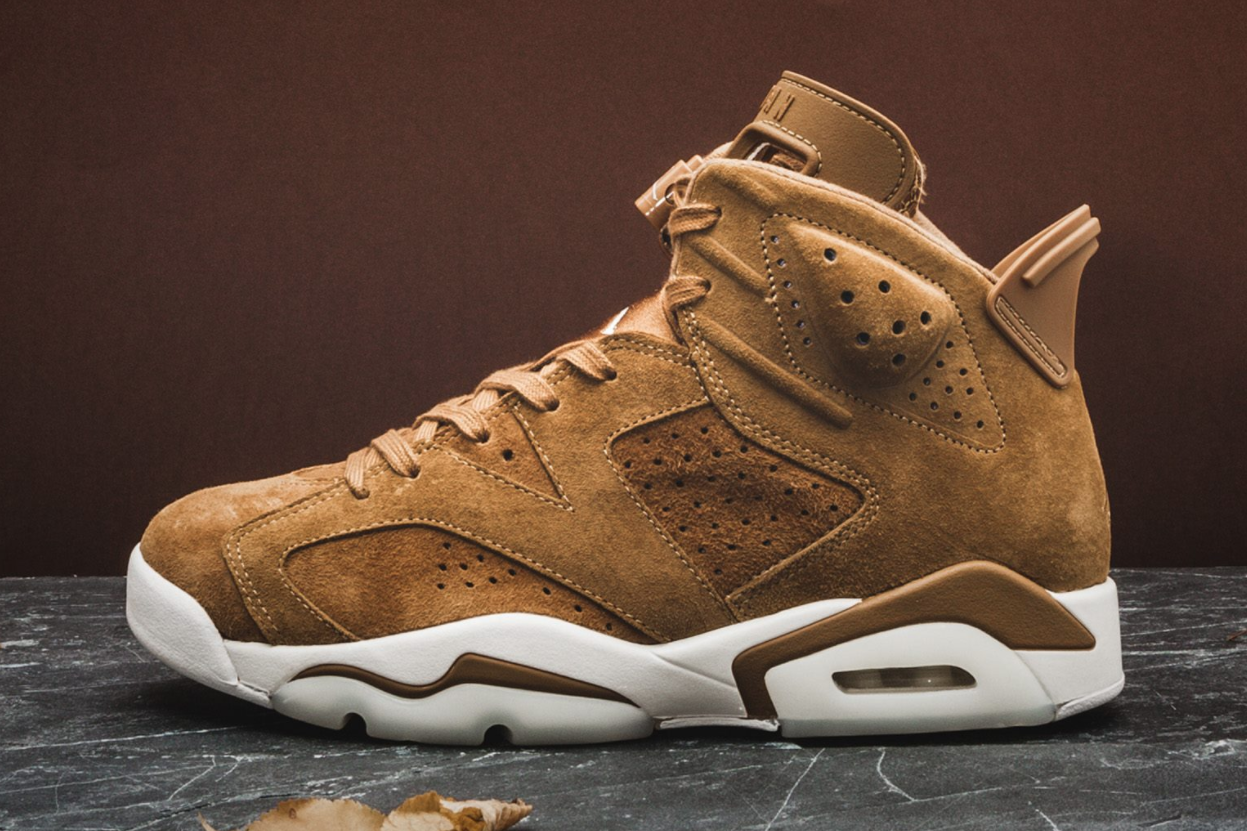 Is The Air Jordan 6 Golden Harvest (Wheat) On Your Must Cop List?