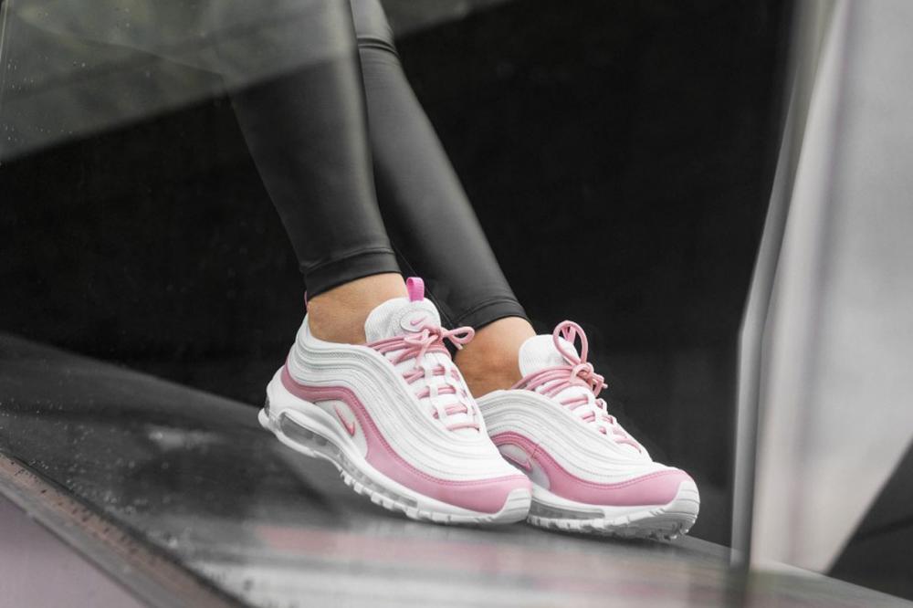 Nike Air Max 97 Essential White/Psychic