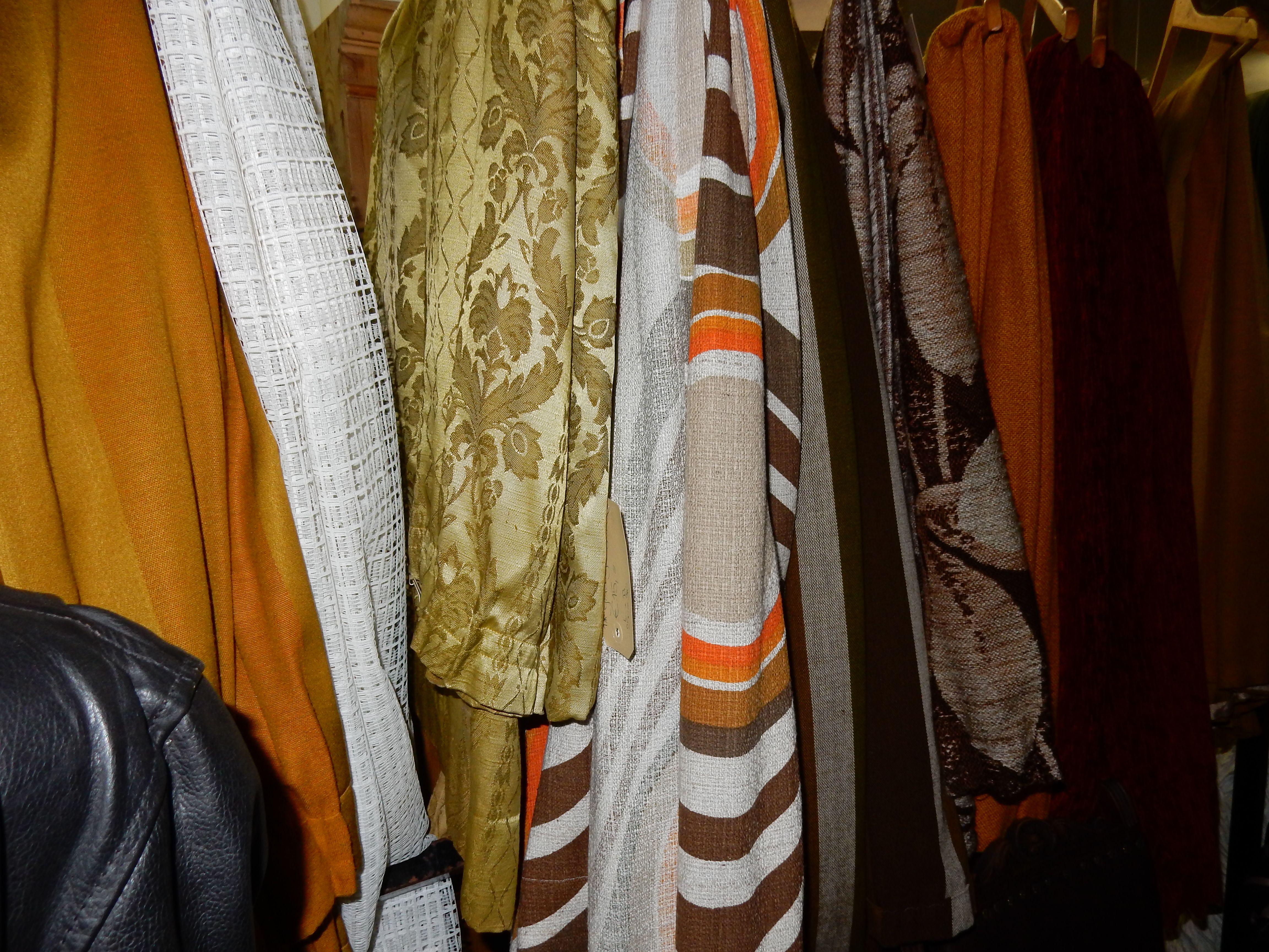 diverse gordijnen wo retro gordijnen in verschillende maten en voor verschillende prijzen
