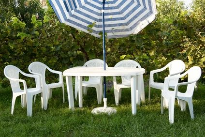 how to clean chalky plastic lawn chairs cleaning ideas lawn rh pinterest com