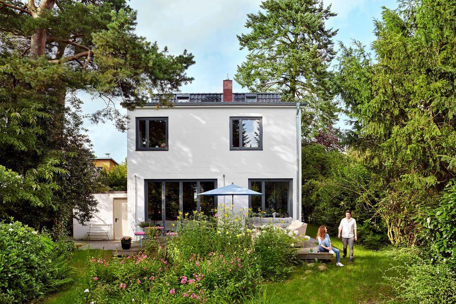 Aus Alt Mach Neu Ein Siedlungshaus Erwacht In Neuer Pracht Hausideen