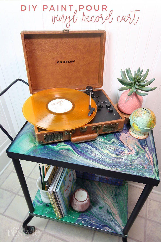 Diy vinyl record storage vinyl record storage vinyl