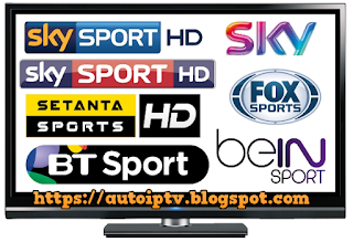 DOWNLOAD SPORTS IPTV FREE AUTO PLAYLISTS sports iptv links free for
