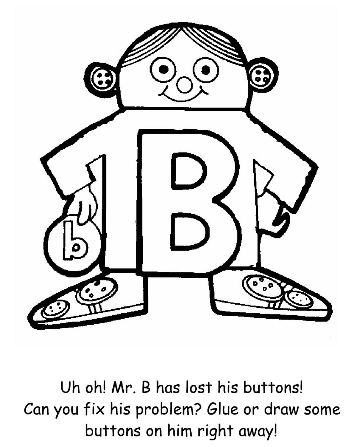 letter people coloring pages - Google Search | Letter People ...