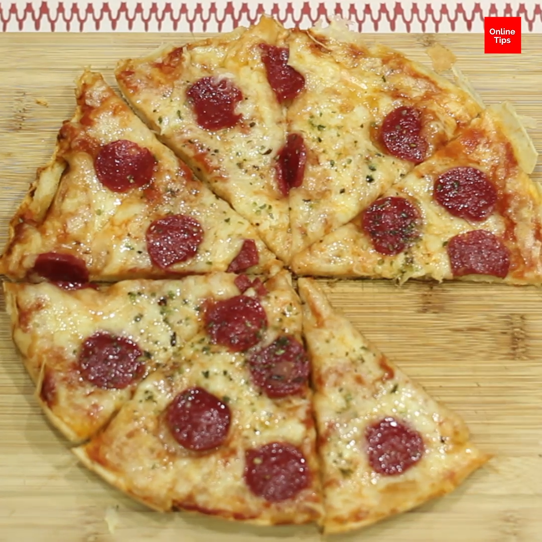 Photo of Pan Pizza: The Best Recipe