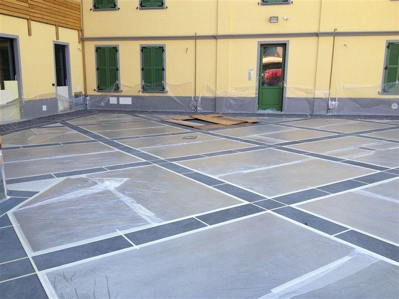 Pavimento industriale esterno antiscivolo pavimenti for Pavimento esterno antiscivolo