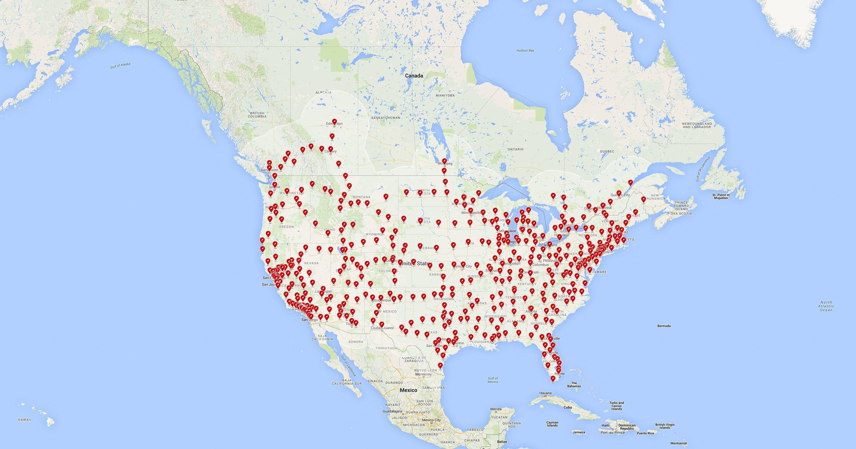 Tesla Charging Stations Map >> Supercharger Tesla Motors Cars Tesla Motors Tesla