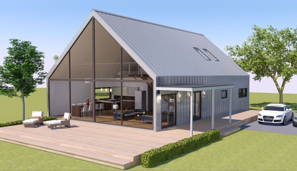 Marvelous Modbarn Future Home In 2019 Affordable Prefab Homes Download Free Architecture Designs Xaembritishbridgeorg