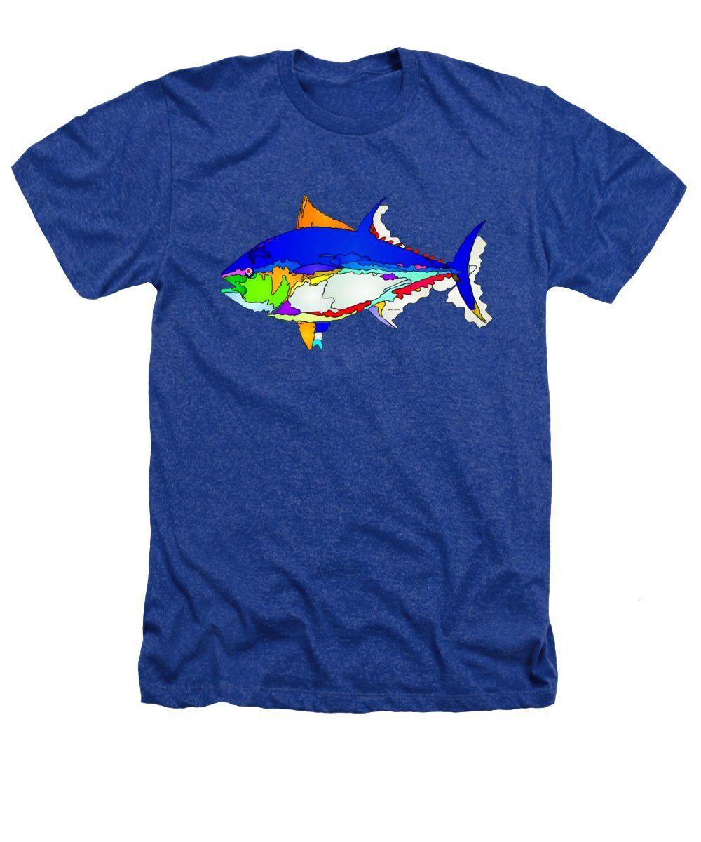 Heathers T-Shirt - Bluefin Tuna