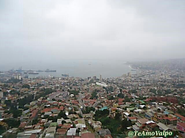 Valparaiso en abril 2015