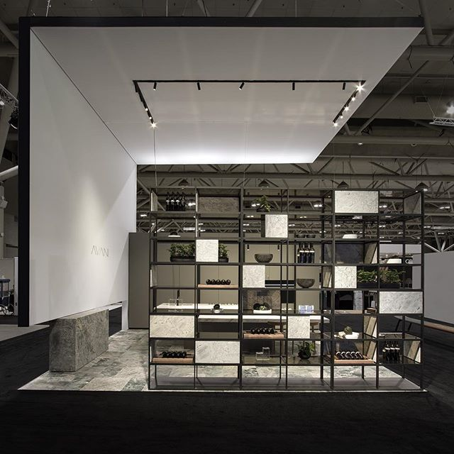 Burdifilek x Avani concept kitchen wins gold at the IDS16 show.