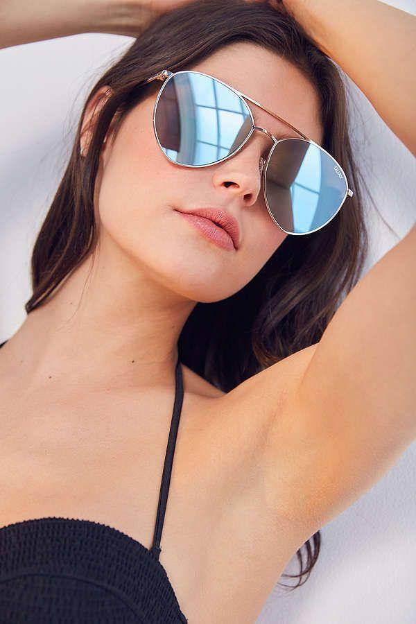 fa40c6f348 Slide View  1  Quay X Jasmine Sanders Indio Metal Sunglasses