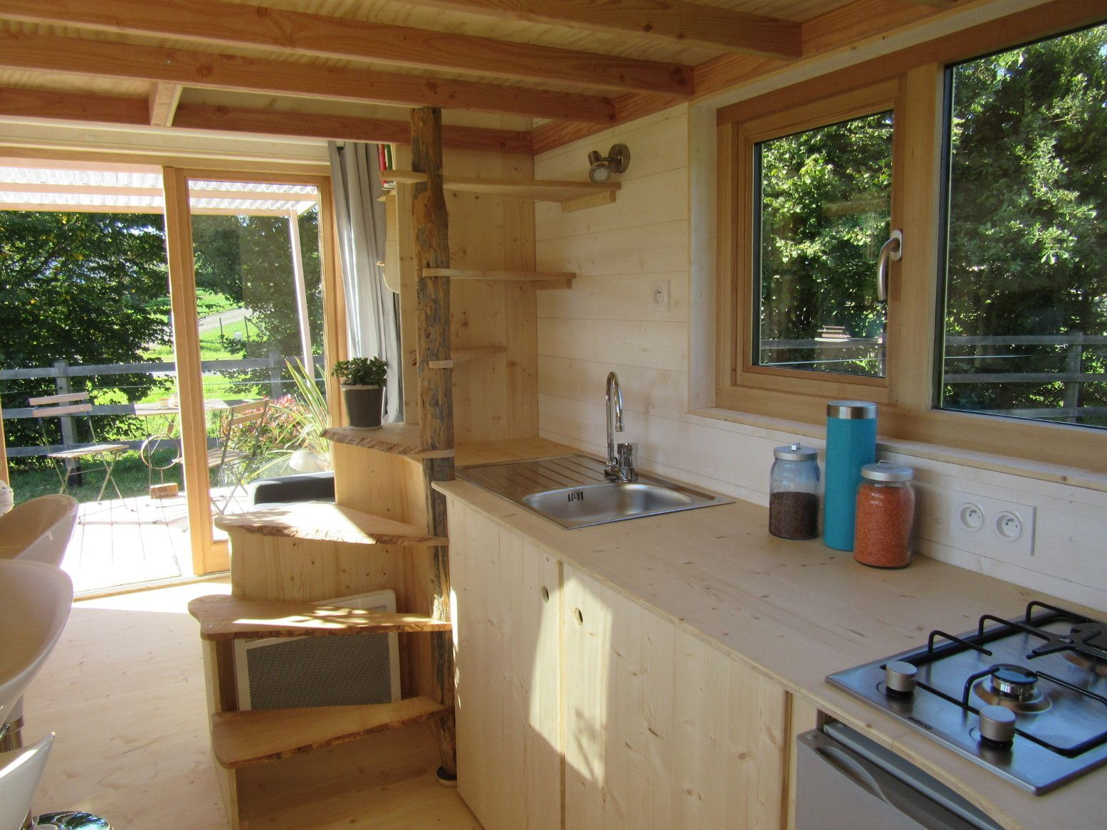 Cool La Tiny House Tiny House Builder In France Tiny Buildings