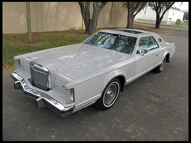 1977 Lincoln Mark V Mecum Auctions Lincoln Continental Lincoln Cars American Classic Cars