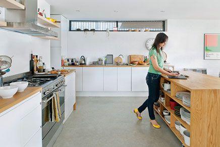 Keuken Grote Open : Grote open keuken van kahtryn tyler kitchens and house