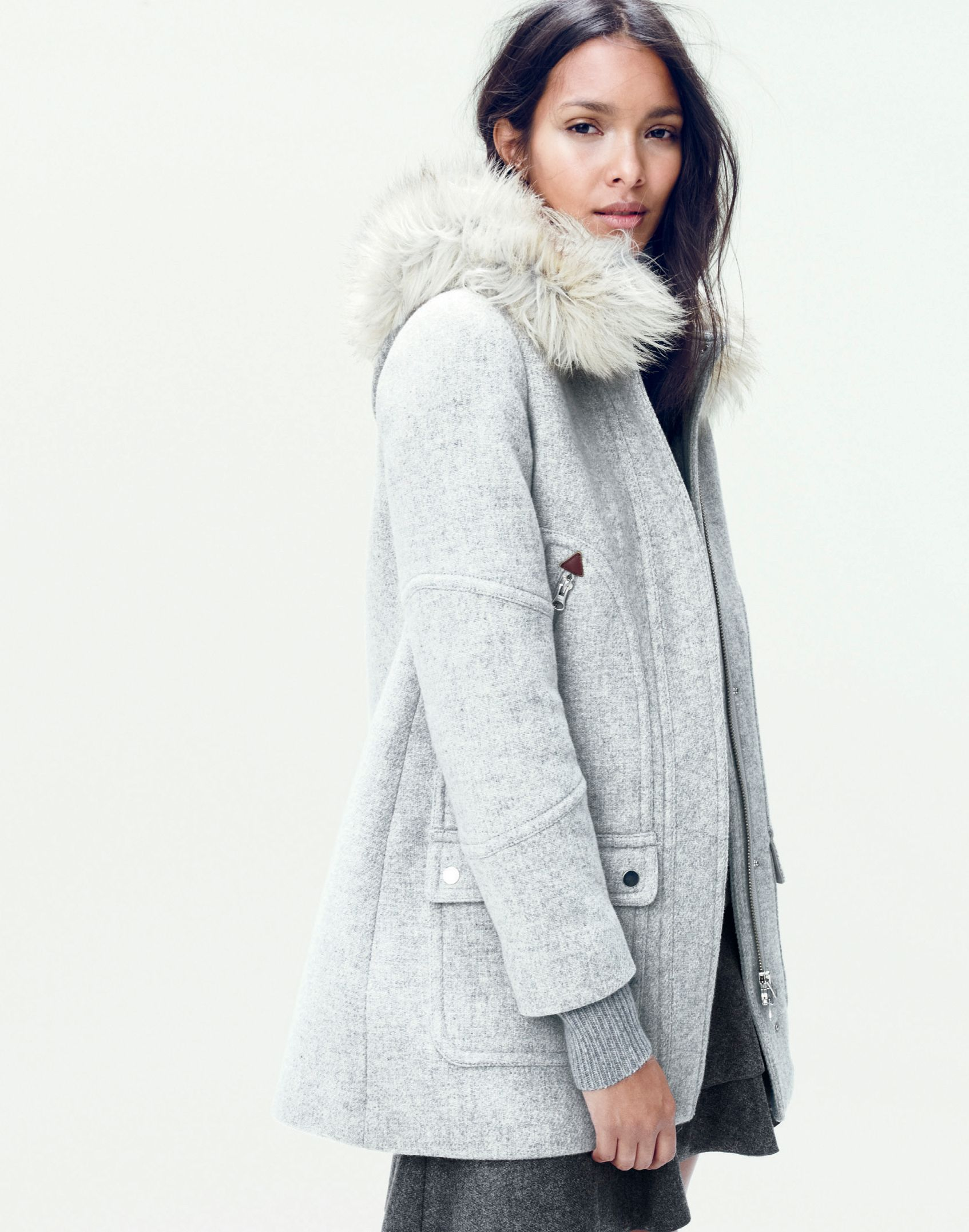 J.Crew women's chateau parka coat. To preorder call 800 261 7422 ...