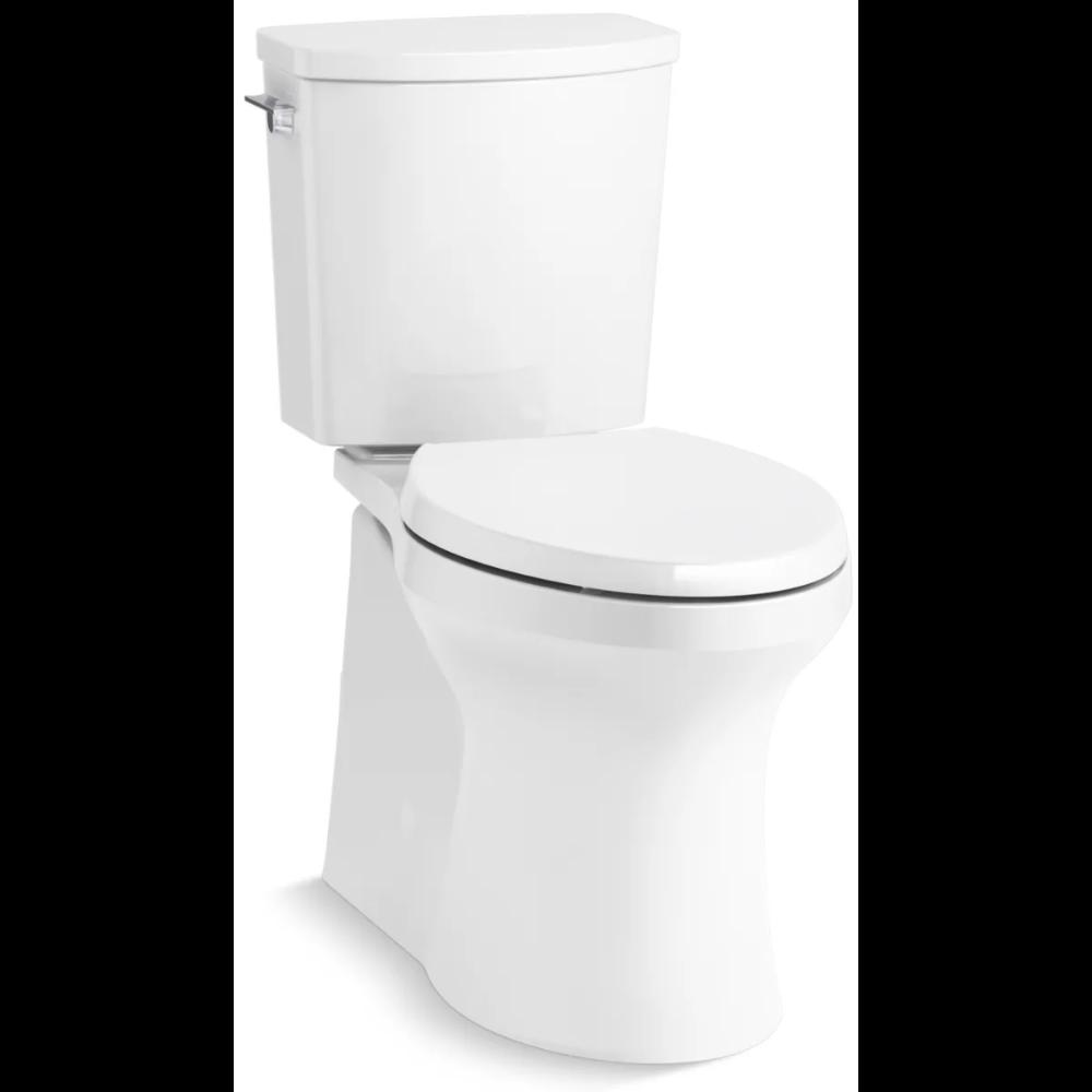 Kohler K 20450 96 Irvine Comfort Height Build Com In 2021 Kohler Toilet Installation Clean Tank