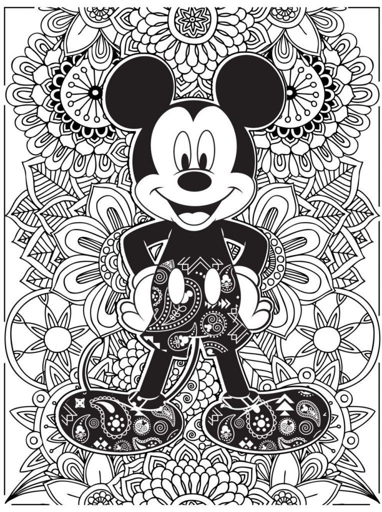 Disney Coloring Pages For Adults Best Coloring Pages For Kids Ausmalbilder Disney Farben Ausmalbilder Disney