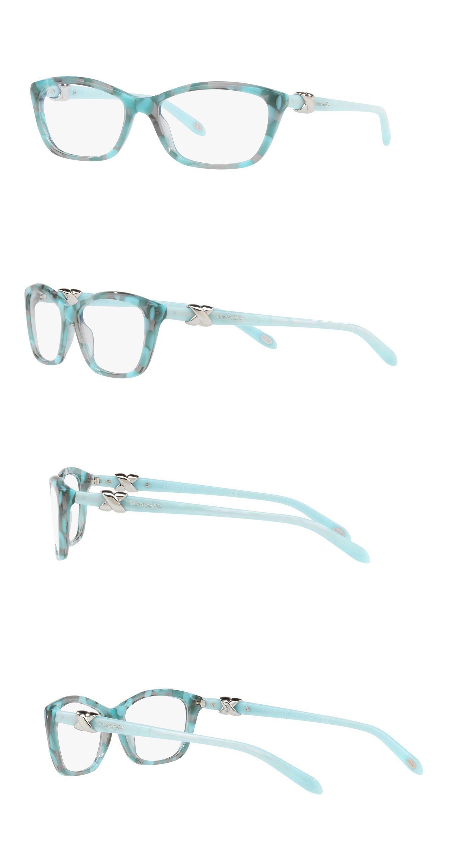 43cd113f503 Eyeglass Frames 180957   New Authentic  Tiffany And Co. Tf2074 8239 Pois  Black Blue Eyeglass Frame -  BUY IT NOW ONLY   155.99 on  eBay  eyeglass   frames ...