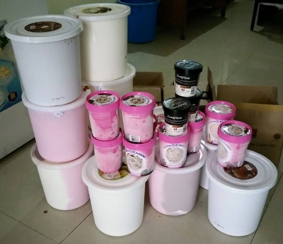 Ice Cream Es Krim Diamond 8 Liter Emberan Murah Banget Area Tangerang Detikforum Es Krim Krim Ember