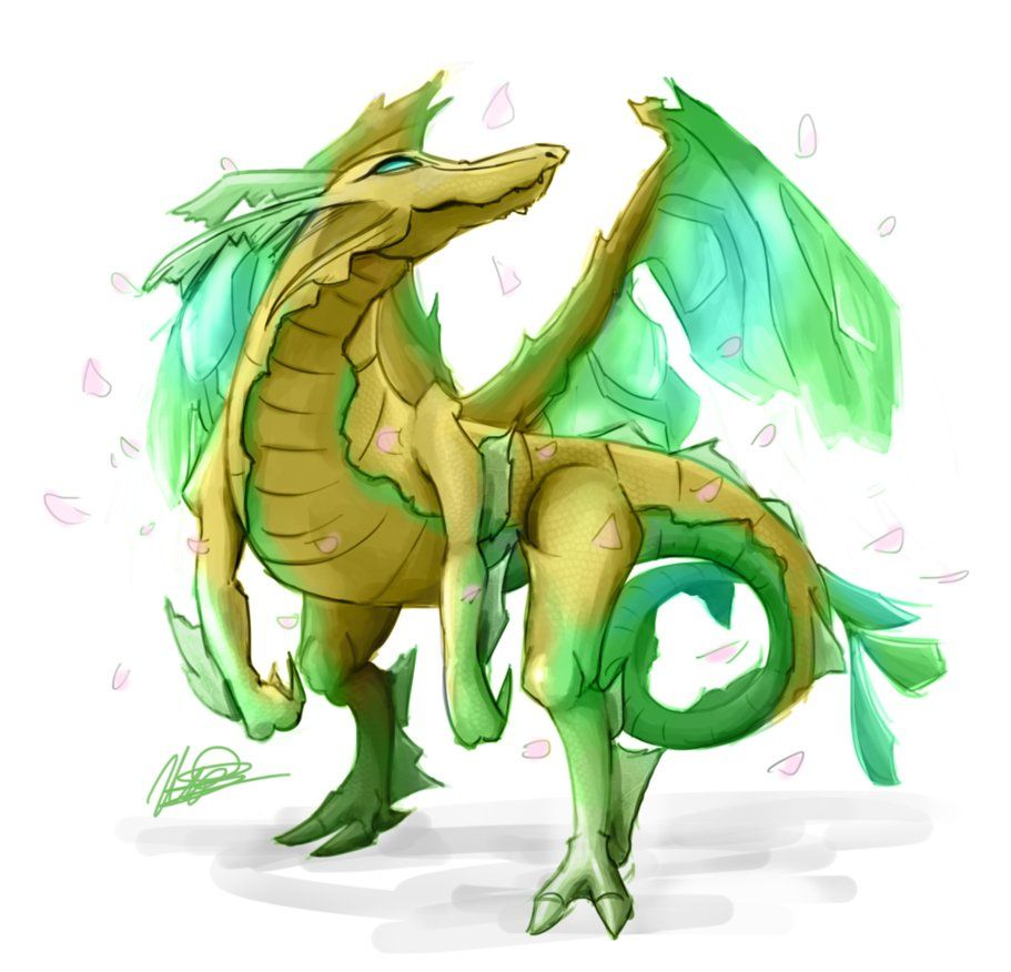 Nowi in dragon form   Fire Emblem   Pinterest   Fire emblem, Fire ...