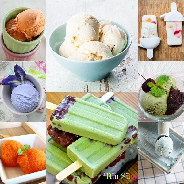 สูตรทำไอศกรีม