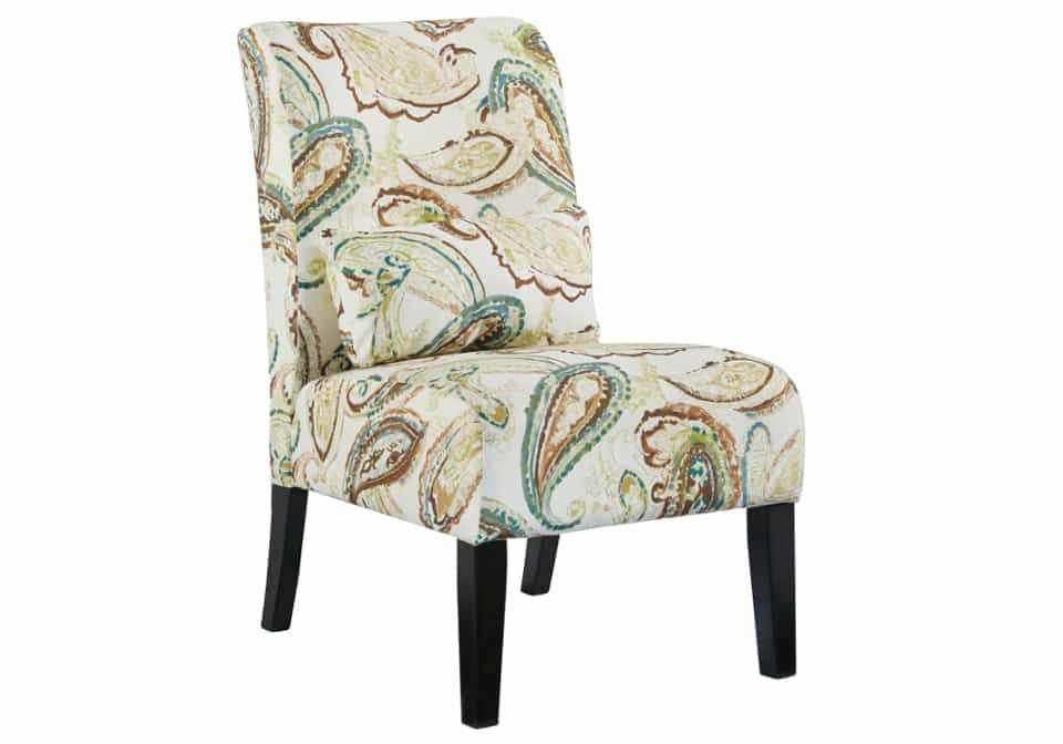 Best Annora Paisley Accent Chair Accent Chairs Upholstered 640 x 480