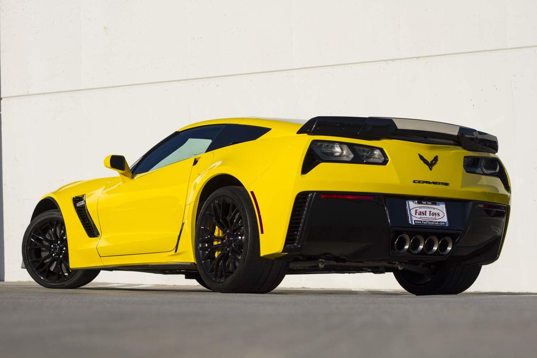 Chevrolet Corvette Rental Los Angeles, San Francisco (With