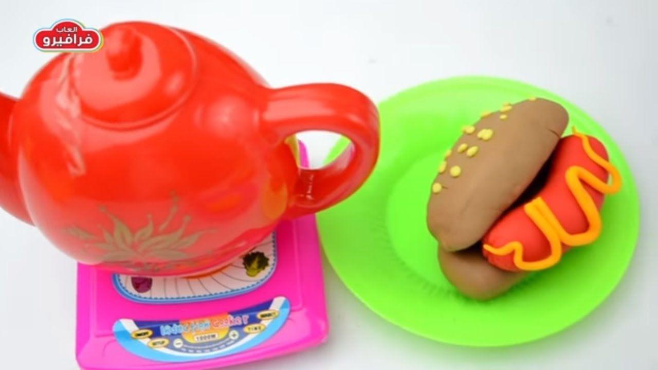 العاب بنات العاب طبخ لعبة بنات ادوات المطبخ العاب صلصال للاطفال طبخ Decor Toys Outdoor Decor