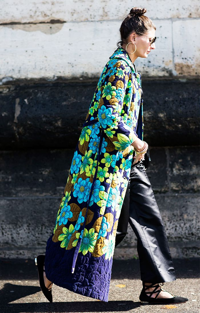 The Top 10 Fall Street Style Looks to Copy Now via @WhoWhatWearUK