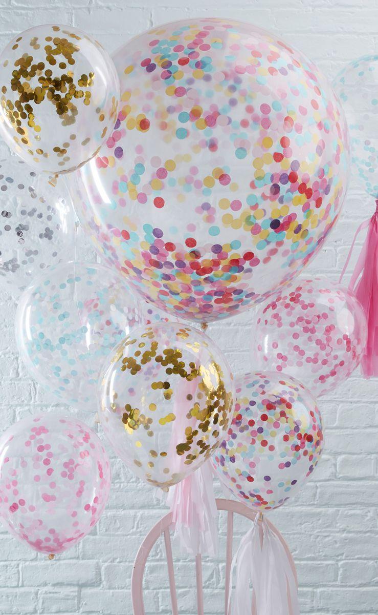 Was darf auf keiner Hochzeit fehlen Natrlich Ballons