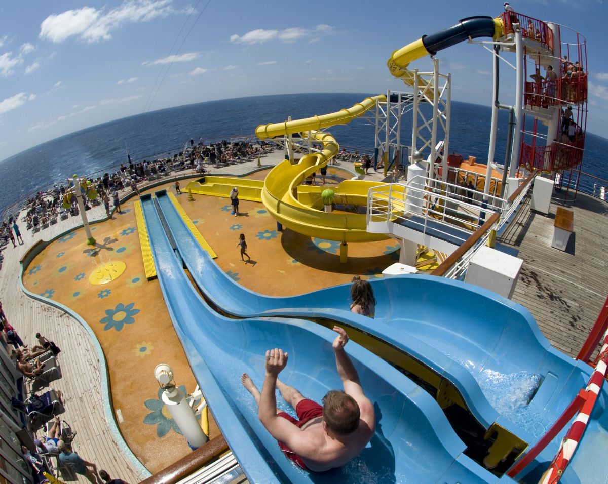 Check Out These Images From The Carnival Fantasy Cruise Ship - Fantasy cruise ship pictures