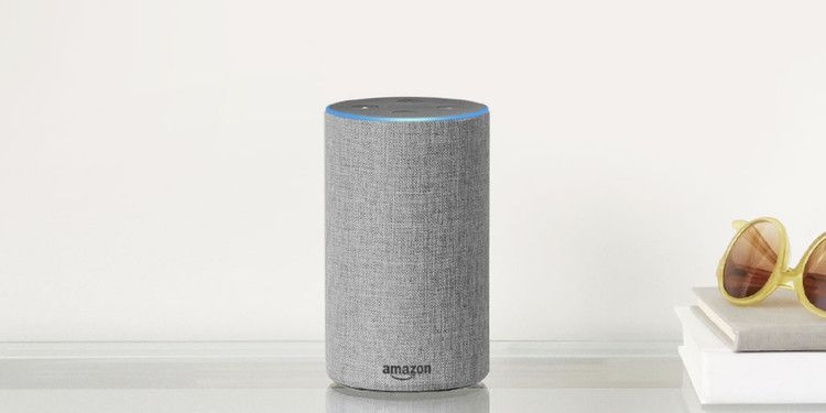 how to connect external speakers to amazon echo