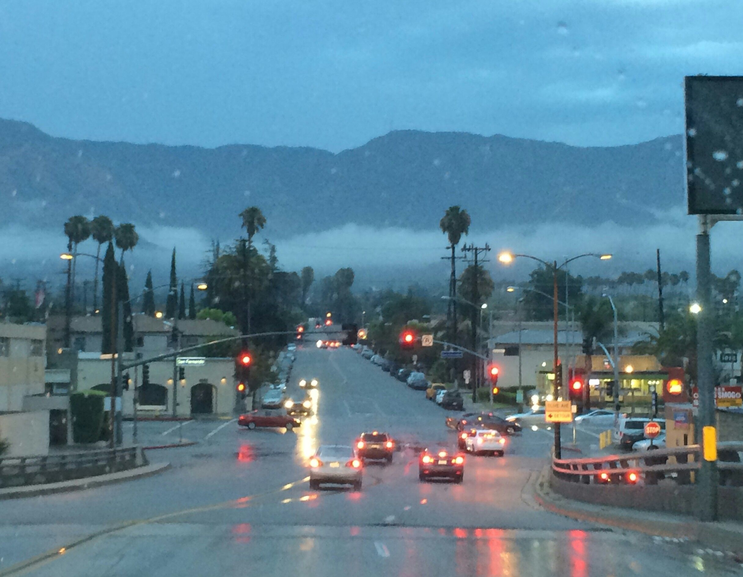 Rain Glendale California G Glendale Ca Los Angeles